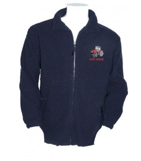 Adult's Regatta Fleece Jacket with Tractor Logo