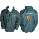 Adult's Reversible Jacket with Horse Logo